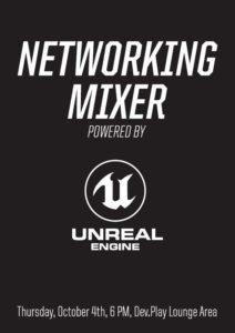 Unreal Mixer at Dev Play | Dev Play
